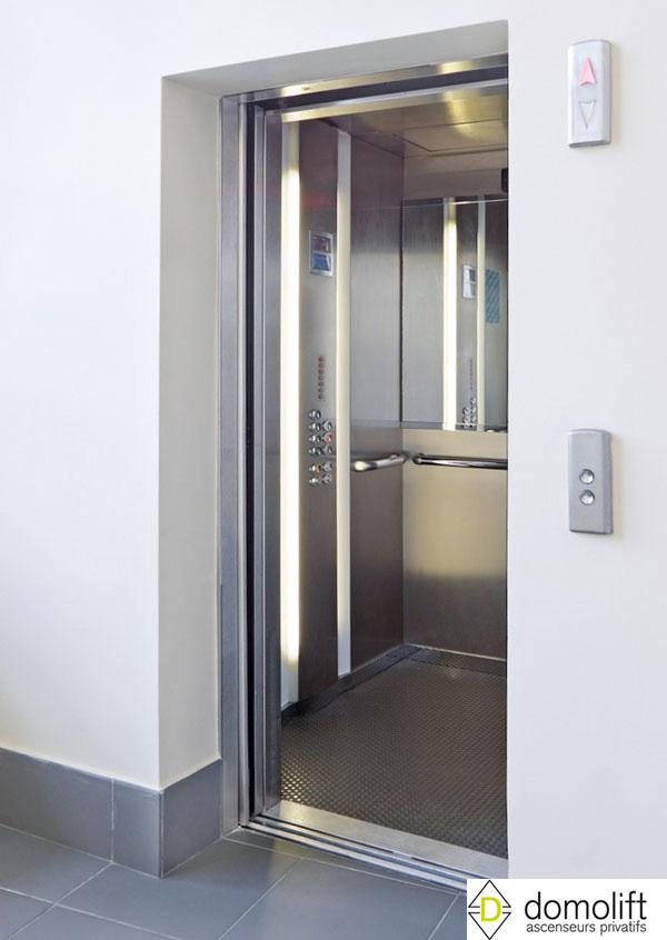 Ascenseur domostyl for Agrandissement maison fiscalite