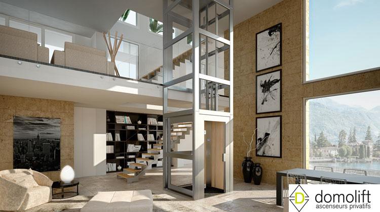 Ascenseur Pour Maison Individuelle