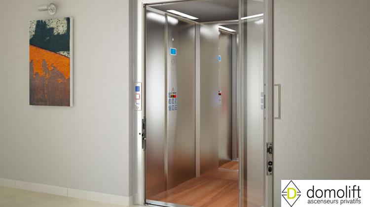 Ascenseur pour maison individuelle for Agrandissement maison fiscalite